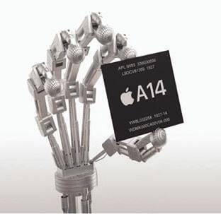 پردازنده A16 اپل با فرایند ساخت ۴ نانومتری TSMC ساخته خواهد شد